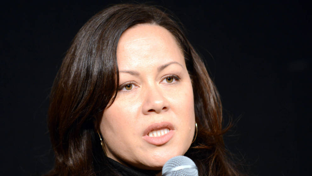 Shannon Lee, 2015, in Los Angeles.