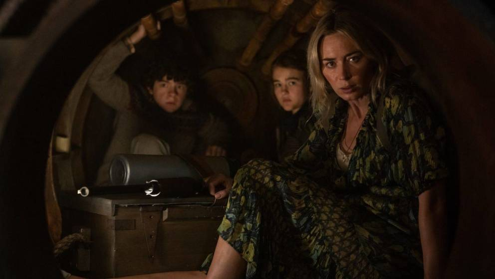 """Emily Blunt in """"A Quiet Place 2"""""""