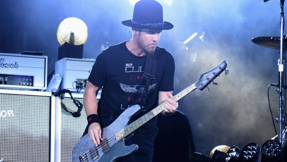 Jeff Ament von Pearl Jam
