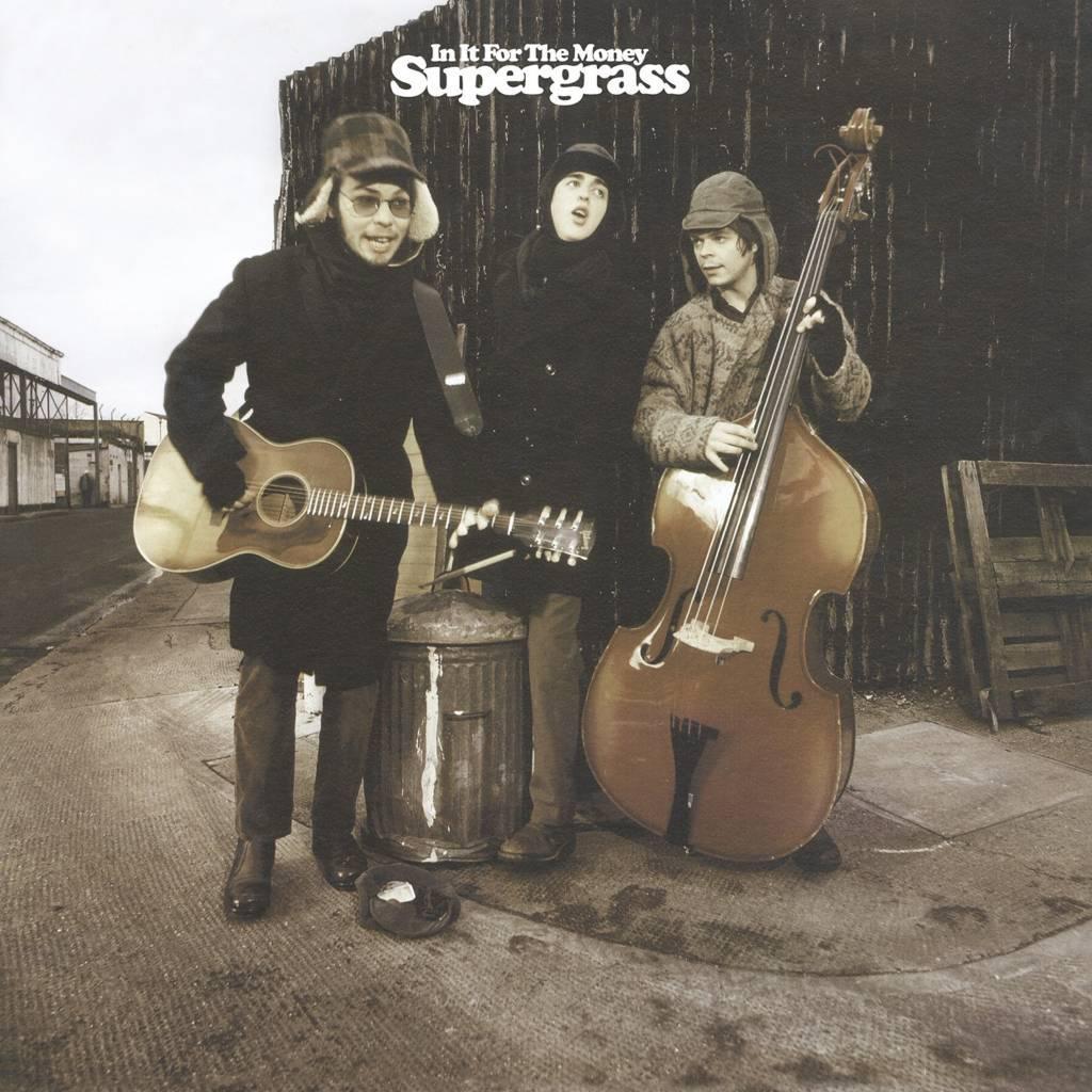 Albumcover Supergrass