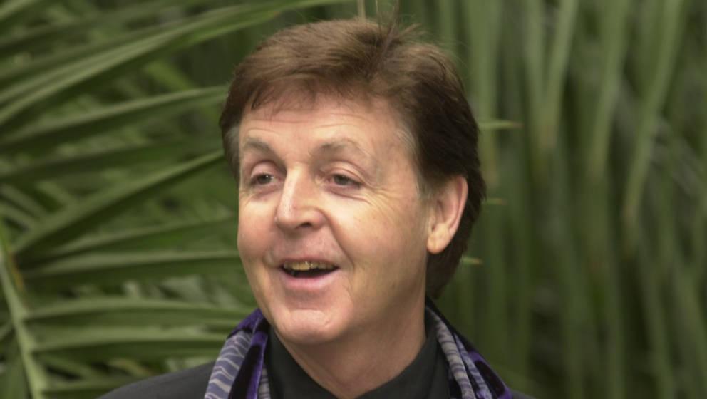 Paul McCartney (2001)