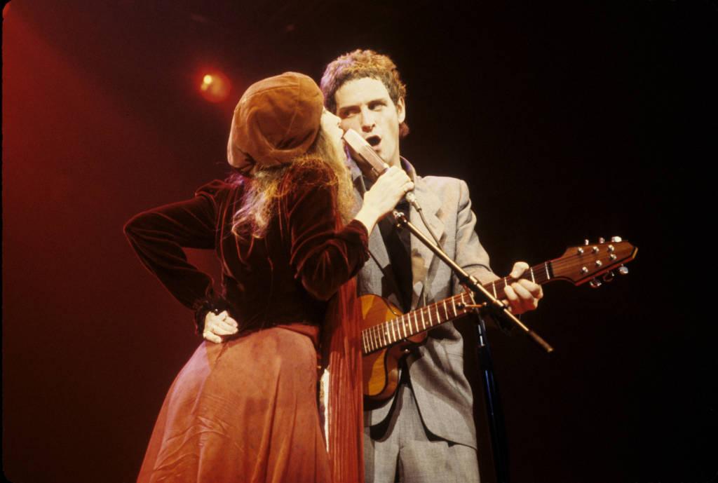 Stevie Nicks und Lindsey Buckingham