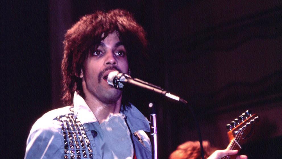Prince, hier im Jahr 1981