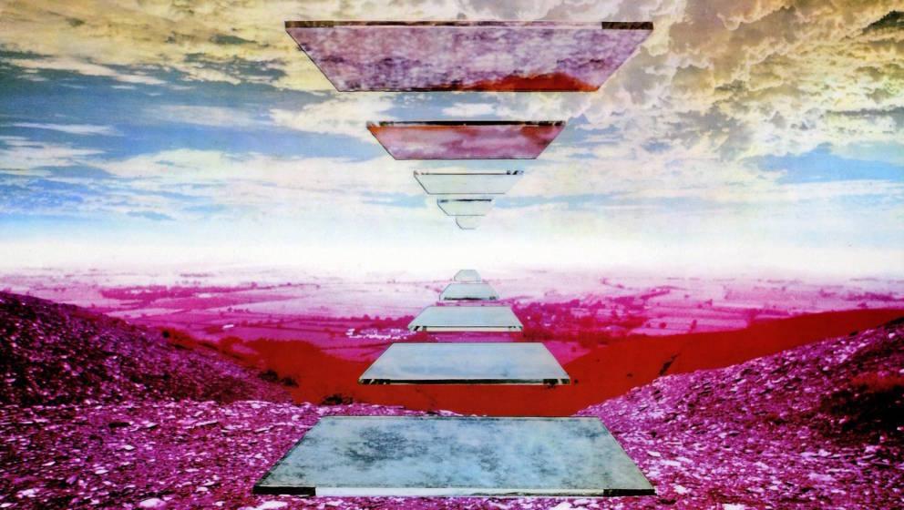 """Poster für das Tangerine-Dream-Album """"Stratosfear"""""""