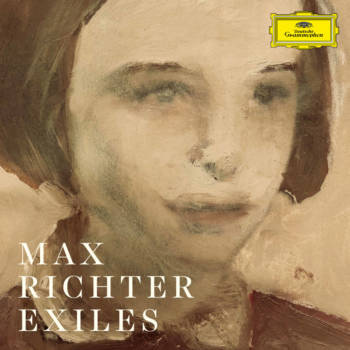 Max Richter Exiles Cover