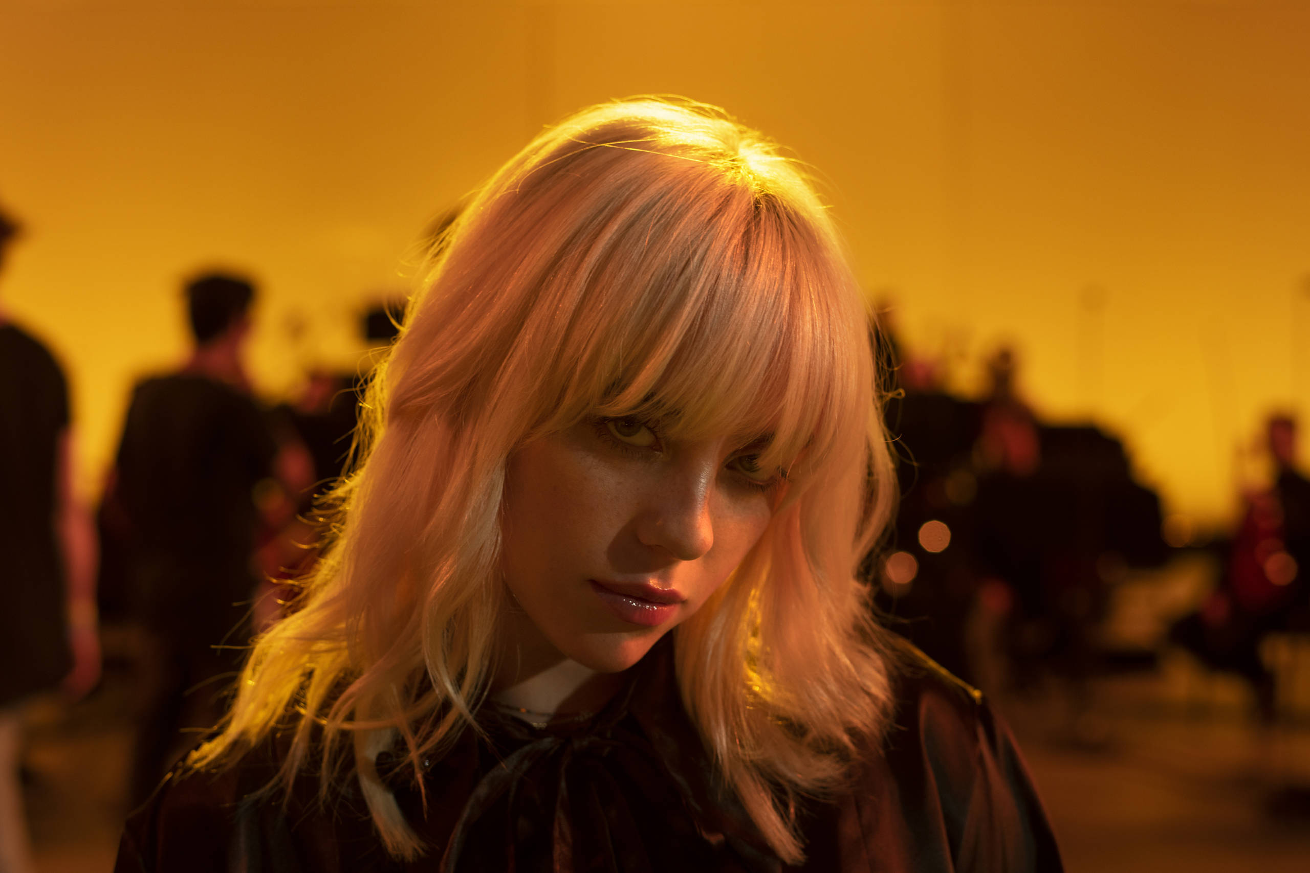 Billie Eilish im Konzertfilm 'Happier Than Ever - Ein Liebesbrief an Los Angeles'.