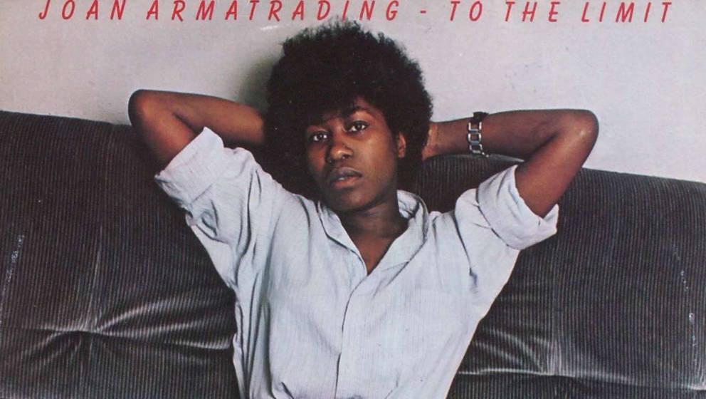 """Cover von """"To The Limit"""" von Joan Armatrading"""