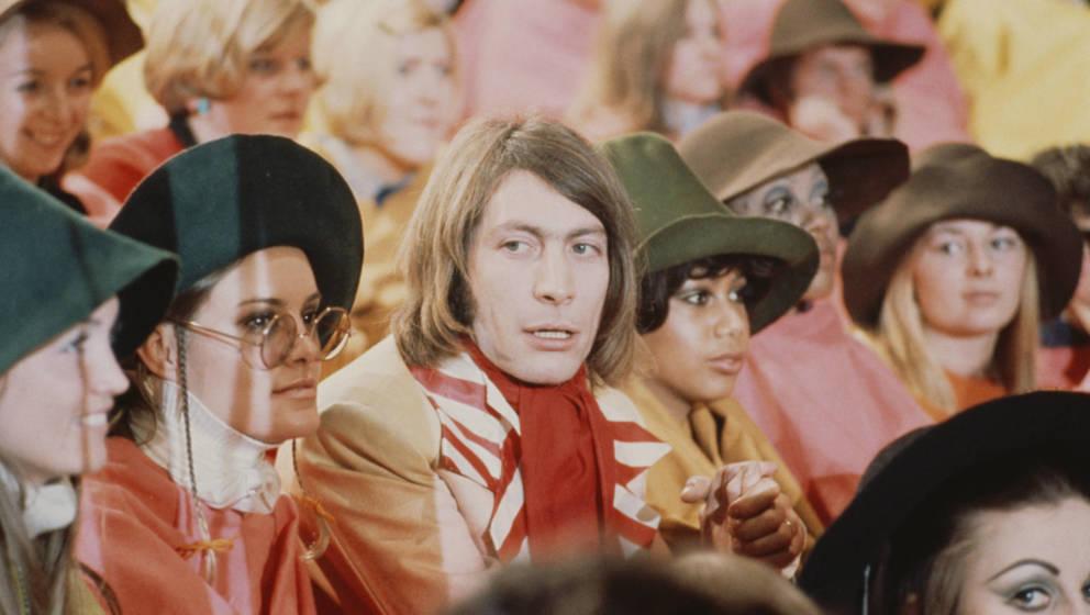 Charlie Watts 1968