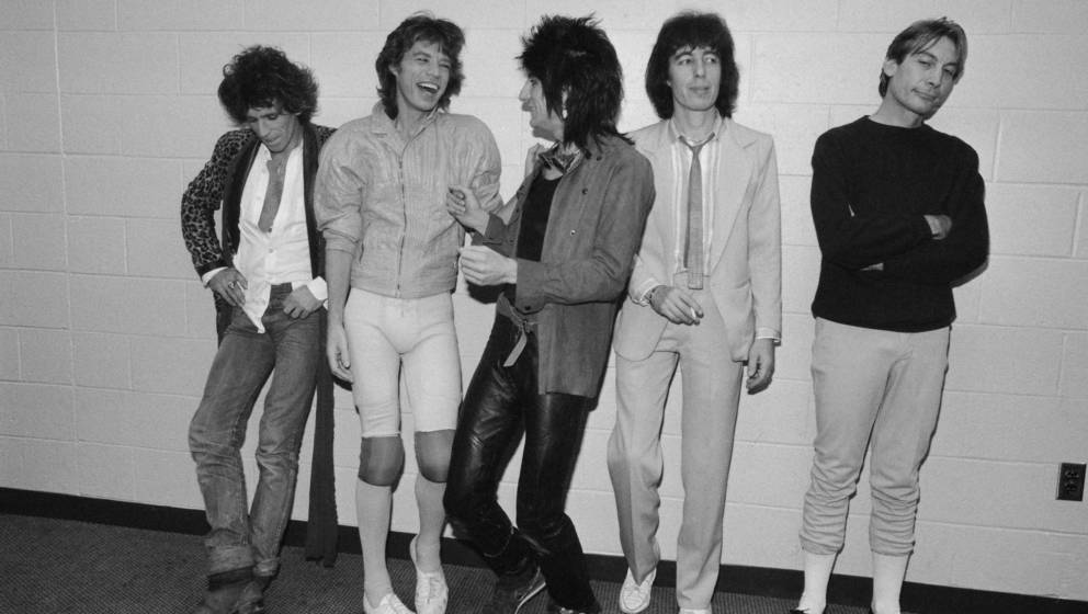 The Rolling Stones, 1981