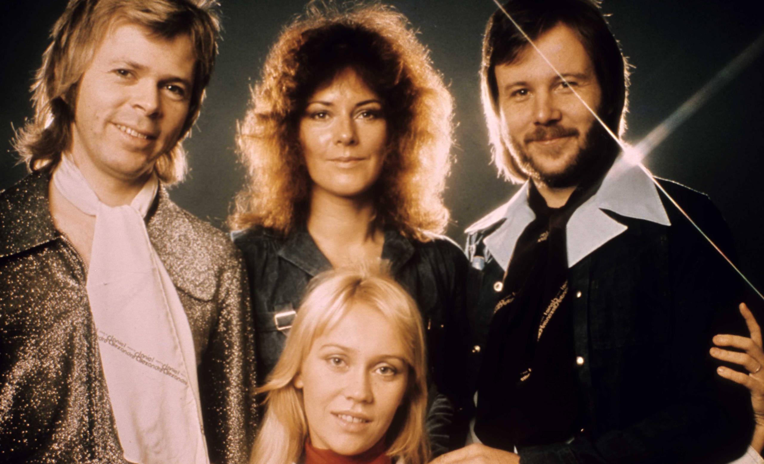 ABBA sind wieder da Neue Songs Neues Album Konzerte 20