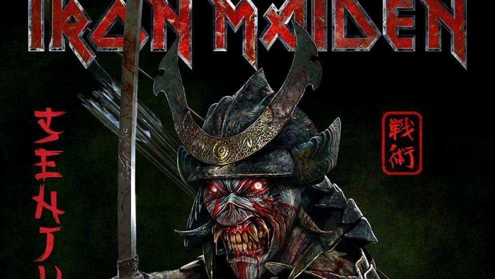"""Cover von Iron Maidens """"Senjutsu"""""""