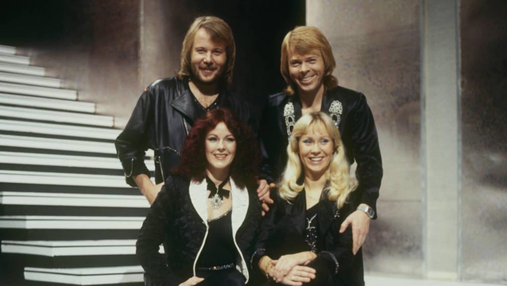 ABBA im Jahr 1978
