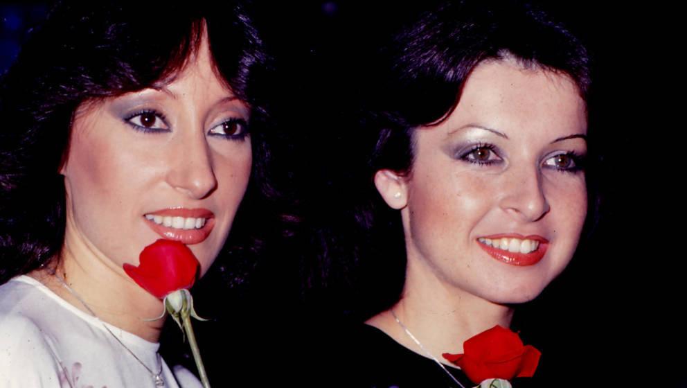 Maite Mateos (re.) und Maria Mendiola, 1980 als Baccara