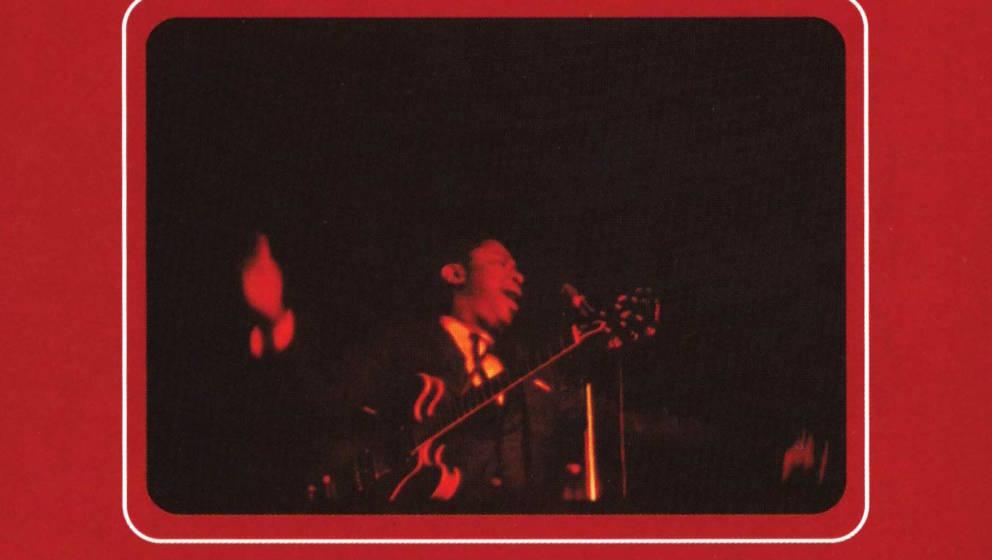 """Cover von """"Live At The Regal"""" von B.B. King"""