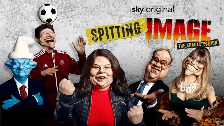 'Spitting Image: The Krauts' Edition'