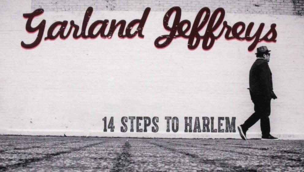 "Cover von Garland Jeffreys ""14 Steps To Harlem"""