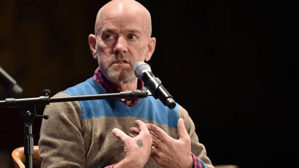 Hat auf ein Comeback von R.E.M. keine Lust (und dafür auch ein paar gute Gründe): Michael Stipe