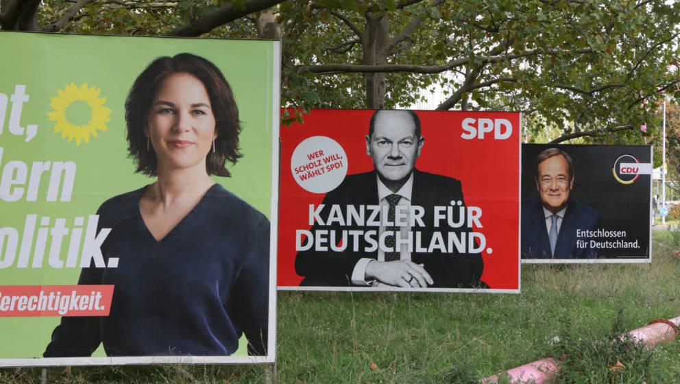 Am 26.09.2021 wird gewählt.