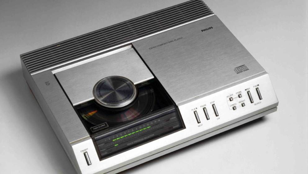 Ein CD-Player von 1983