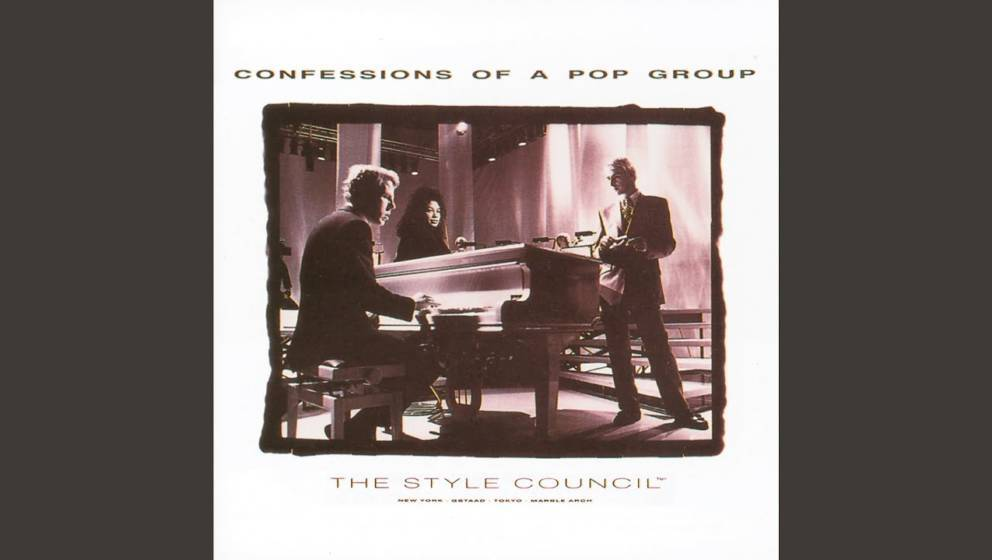 """Cover von """"Confessions Of A Pop Group"""" von The Style Council"""