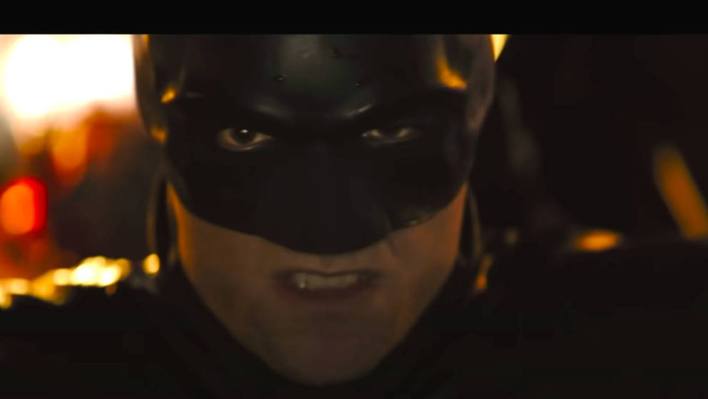 "Robert Pattinson als dunkler Ritter im ""The Batman""-Trailer"