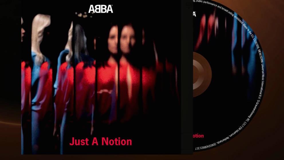 "Cover-Artwork von ABBAs ""Just A Notion"""
