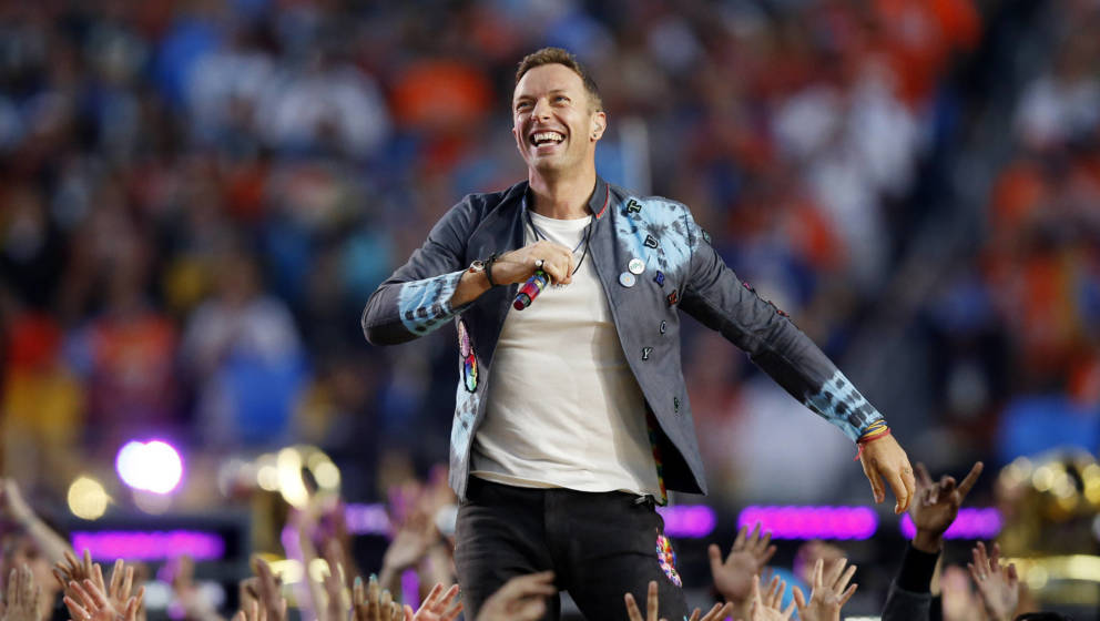 Coldplay könnten Vorreiter in Sachen Öko-Konzerte werden