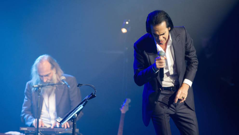 Warren Ellis und Nick Cave