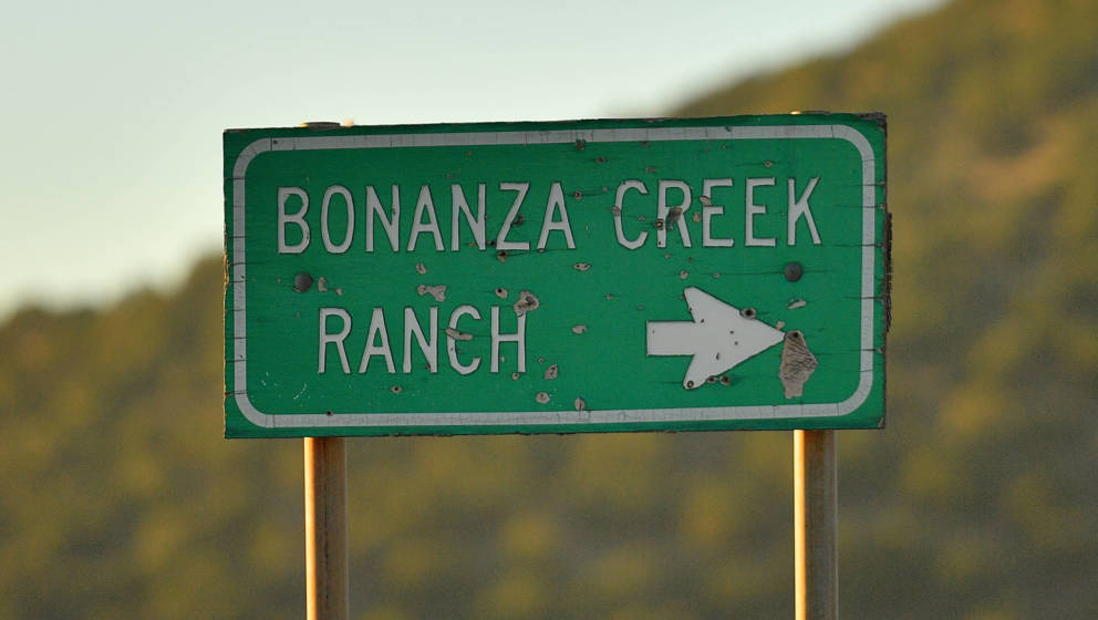 Auf der Bonanza Creek Ranch in Santa Fe kam es zu dem tödlichen Unfall